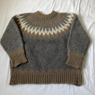 ロキエ(Lochie)のノルディックニット icelandic sweater(ニット/セーター)