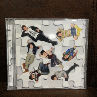カンジャニエイト(関ジャニ∞)のPuzzle(初回限定盤)(ポップス/ロック(邦楽))