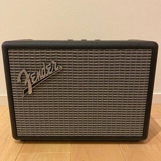 フェンダー(Fender)のFender Monterey BT speaker black(スピーカー)