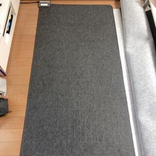 ヤマゼン(山善)のYAMAZEN 電気カーペット 一畳 12/15日処分(ホットカーペット)