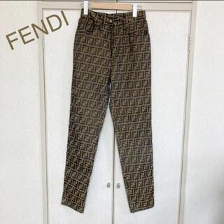 フェンディ(FENDI)のFENDI フェンディ ズッカ カジュアルパンツ(カジュアルパンツ)