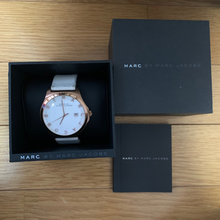 マークバイマークジェイコブス(MARC BY MARC JACOBS)のMARC BY MARC JACOBS 腕時計 時計(腕時計)