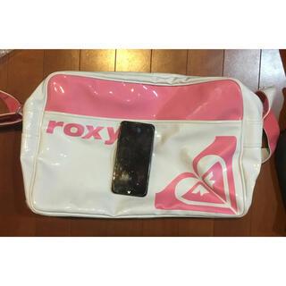 ロキシー(Roxy)のroxy エナメル 鞄 スポーツバック(その他)