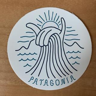 パタゴニア(patagonia)の新品未使用品パタゴニアステッカー即購入してください!(サーフィン)