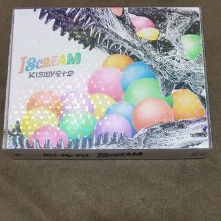 キスマイフットツー(Kis-My-Ft2)のI SCREAM(完全生産限定4cups盤)Kis-My-Ft2 dvd (ポップス/ロック(邦楽))