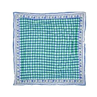 ロンハーマン(Ron Herman)のcandal専用 レア  SZ blockprint Baby Blanket(敷パッド)