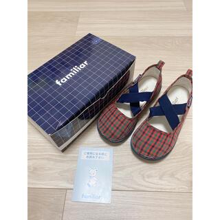 ファミリア(familiar)のファミリア 靴 19cm(フォーマルシューズ)