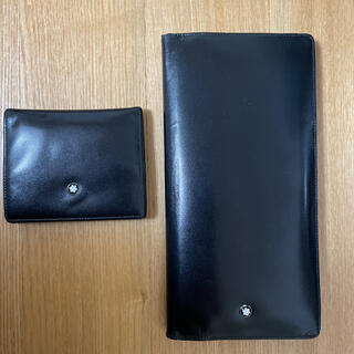 モンブラン(MONTBLANC)のモンブラン   wallet 長財布 コインケース セット(長財布)