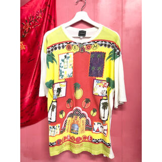 ロキエ(Lochie)の332.オールドヴェルサーチ OLD VELSACE Tシャツ Tee 【古着】(Tシャツ/カットソー(半袖/袖なし))