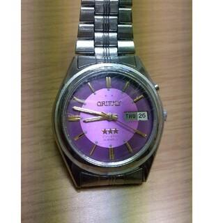 オリエント(ORIENT)のオリエント 腕時計 自動巻き(腕時計)