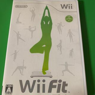 ウィー(Wii)のWii Fit Nintendo Wii(家庭用ゲームソフト)