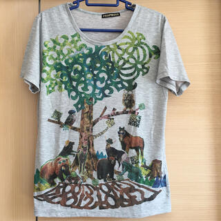 フラボア(FRAPBOIS)のROOTFORESTTシャツ(Tシャツ(半袖/袖なし))