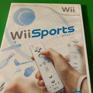 ウィー(Wii)のWii Sports Nintendo Wii(家庭用ゲームソフト)