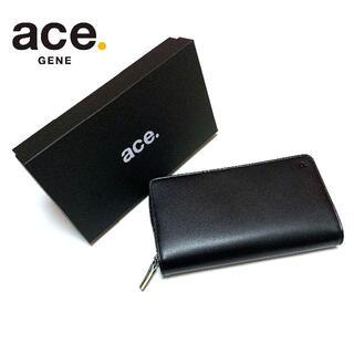 エースジーン(ACE GENE)の新品 エースジーン 長財布 ラウンドファスナー デュラビレット ウォレット(長財布)