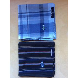 マンシングウェア(Munsingwear)のハンカチ 2枚 munsingwear(ハンカチ/ポケットチーフ)
