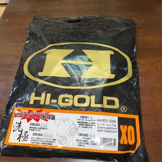 ハイゴールド(HI-GOLD)の野球練習着セットサイズXO(ウェア)