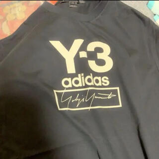 ワイスリー(Y-3)のY-3 アディダス 長袖(Tシャツ/カットソー(七分/長袖))
