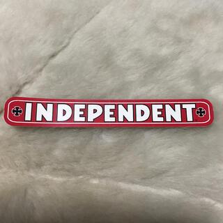 インディペンデント(INDEPENDENT)のINDEPENDENTステッカー(スケートボード)