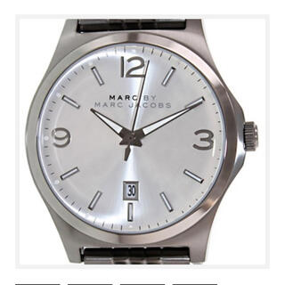 マークバイマークジェイコブス(MARC BY MARC JACOBS)のマークバイマークジェイコブス 腕時計(腕時計(アナログ))