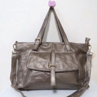 本革 ショルダーバッグ ソフト牛革 大容量 旅行用鞄 トートバッグ(旅行用品)