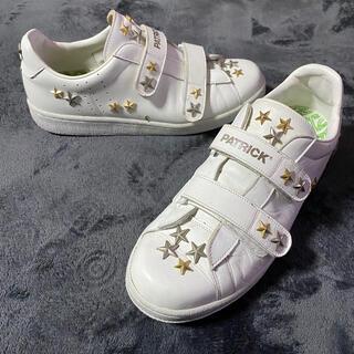 パトリック(PATRICK)のPATRICK ☆studs Velcro sneaker(スニーカー)