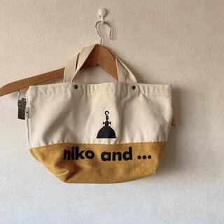 ニコアンド(niko and...)のniko and … トートバッグ ハンドバッグ ニコアンド(ハンドバッグ)