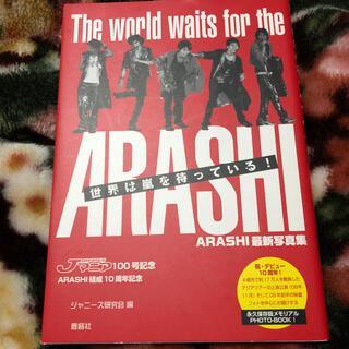 ARASHI  世界は嵐を待っている!(アート/エンタメ)