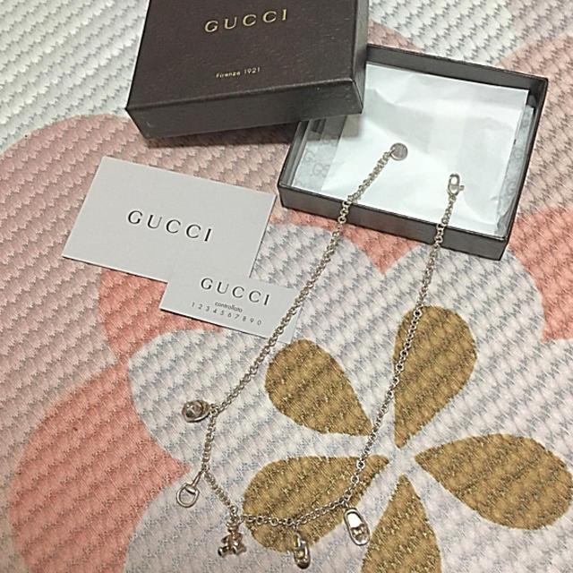 Gucci(グッチ)のグッチ♡ シルバー ネックレス レディースのアクセサリー(ネックレス)の商品写真