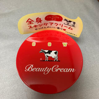 ギュウニュウセッケン(牛乳石鹸)の牛乳石鹸赤箱ビューティークリーム80g(ボディクリーム)