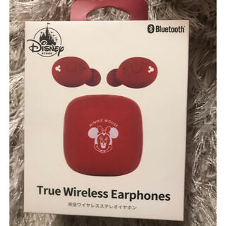 ディズニー(Disney)のディズニー ミニー Bluetooth ワイヤレスイヤホン(ヘッドフォン/イヤフォン)