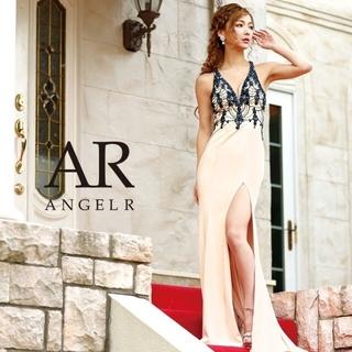 エンジェルアール(AngelR)のAngel R ビジューロングドレス(ロングドレス)