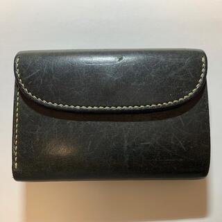 ホワイトハウスコックス(WHITEHOUSE COX)のMoto モト 三つ折りウォレット(折り財布)