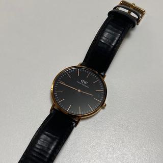 ダニエルウェリントン(Daniel Wellington)のダニエルウェリントン 腕時計 40mm(腕時計)