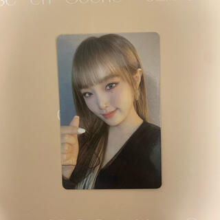 IZ*ONE アイズワン one-reeler トレカ イェナ(K-POP/アジア)