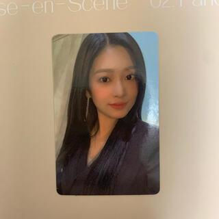IZ*ONE アイズワン one-reeler トレカ ミンジュ(K-POP/アジア)