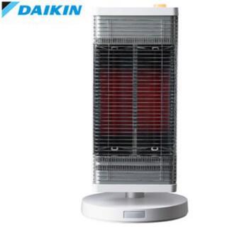 ダイキン(DAIKIN)の新品ダイキン セラムヒーター マットホワイト(電気ヒーター)