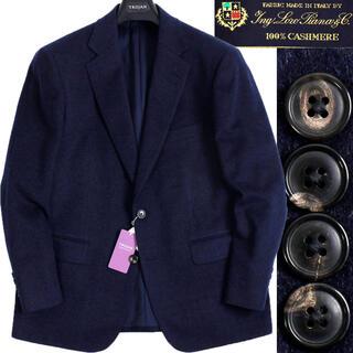 ロロピアーナ(LORO PIANA)の新品 定価16.5万 Loro Piana カシミヤ100% ジャケット(テーラードジャケット)