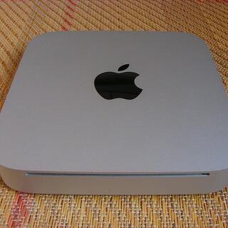 アップル(Apple)のMac mini 2010  500GB SSD(デスクトップ型PC)