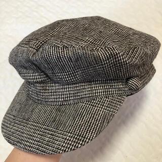 セシルマクビー(CECIL McBEE)のCECIL Mc BEE 帽子 キャスケット(キャスケット)