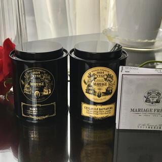 イヴマリアージュ(EVE MARIAGE)のフランス 高級紅茶 マリアージュ フレール マルコポーロ &  ラトナピュラ(茶)
