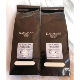 限定セット ダマンフレール グールース 2個 伝説のブレンド フランス高級紅茶(茶)