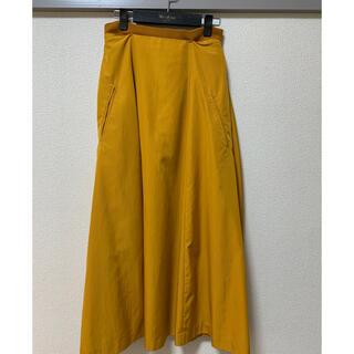 ルシェルブルー(LE CIEL BLEU)のルシェルブルー バックリボンロングスカート(ロングスカート)
