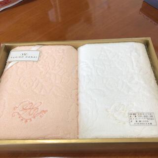 ユキコハナイ(Yukiko Hanai)のYUKIKO HANAIのフェイスタオル2枚セット  お値下げしました。(タオル/バス用品)