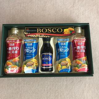 ニッシンショクヒン(日清食品)の日清オイリオ(調味料)