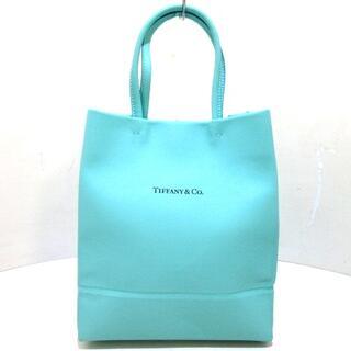 ティファニー(Tiffany & Co.)のティファニー トートバッグ カーフスキン(トートバッグ)