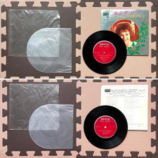 昭和レトロ 昭和 レトロ ブレンダリー メリクリ EPコンパクトレコード盤 雑貨(ポップス/ロック(洋楽))