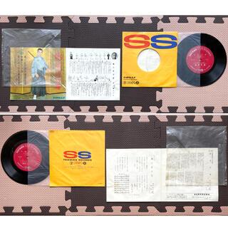 昭和レトロ 昭和 レトロ たわらぼしげんば LPコンパクト盤レコード盤 雑貨(演芸/落語)