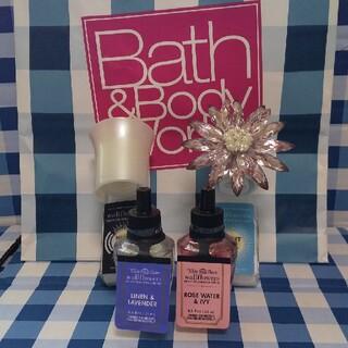 バスアンドボディーワークス(Bath & Body Works)のベル様専用(アロマポット/アロマランプ/芳香器)