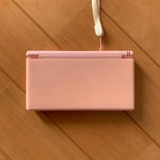 ニンテンドーDS(ニンテンドーDS)のNintendo DS ピンク(家庭用ゲーム機本体)