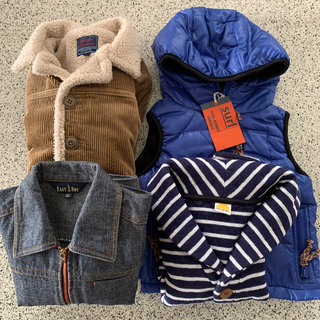子供服 男の子洋服  95〜120サイズ(ジャケット/上着)